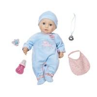 Baby Annabell Кукла-мальчик многофункциональная, 46 см Zapf Creation
