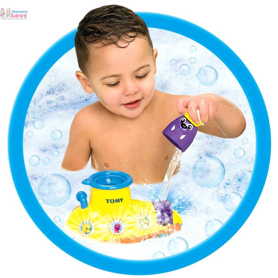 подводная лодка игрушка для ванной видео
