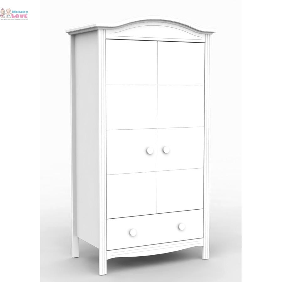 Шкаф slovenia(белый) фиореллино fiorellino 00000018715. купи.