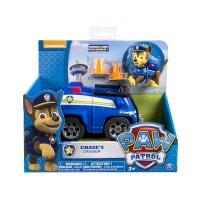 Машинка спасателя и щенок в ассортименте. Щенячий патруль (Paw Patrol). Spin Master