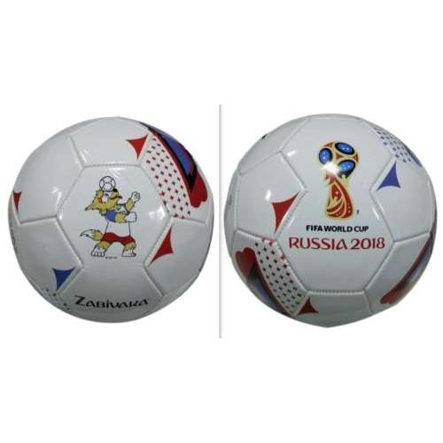 Футбольный мяч FIFA 2018 Headshot 400гр размер 5(23см) 1TOY Т11604