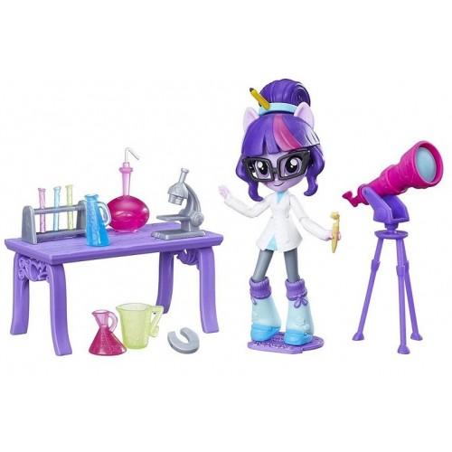 Игровой набор Equestria Girls для мини-кукол My Little Pony Hasbro