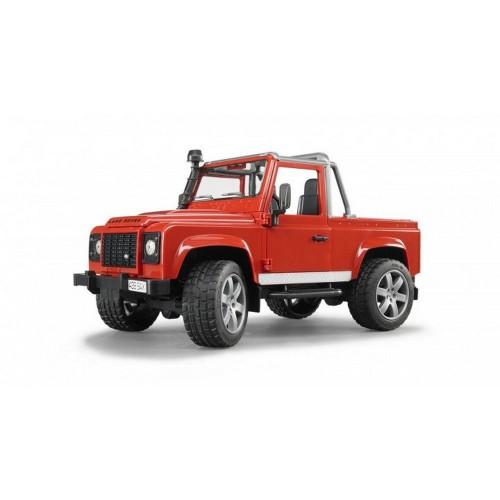 Внедорожник-пикап Land Rover Defender Bruder 02-591