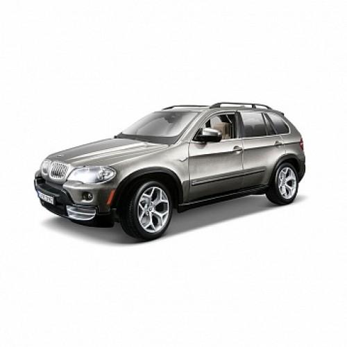 1:18 BB Машина BMW X5 металл. Bburago 18-12076
