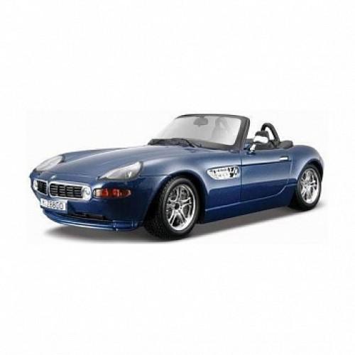 1:24 BB Машина сборка BMW Z8 (2000) металл. в упак. с окошком Bburago 18-25050
