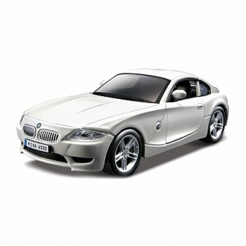 1:32 BB Машина BMW Z4 M COUPE металл. Bburago 18-43007