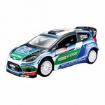 1:32 BB Машина РАЛЛИ - 2012 BP FORD ABU DHABI Команда №3 металл. в пластиковом диспенсере