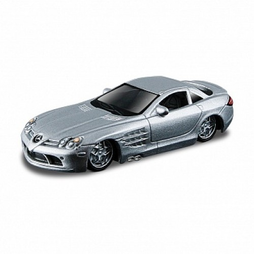 1:64 BB Машина Mercedes-Benz SLR McLaren Bburago 18-59007