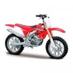 1:18 BB Мотоцикл Honda CRF450R металл.