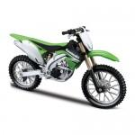 1:18 BB Мотоцикл Kawasaki KX 450F металл.
