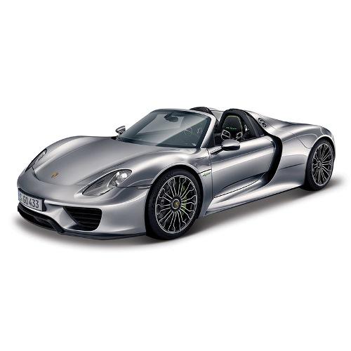 1:24 ВВ Машина Porsche 918 Spyder металл