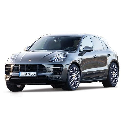 1:24 ВВ Машина Porsche Macan металл.