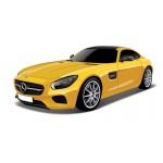 1:32 BB STREET FIRE Машина Сборка - Mercedes-Benz AMG GT