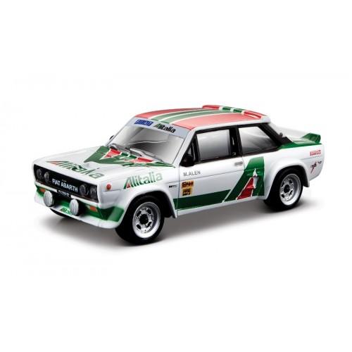 1:43 BB Ралли ABATRH -Fiat 131 Abarth