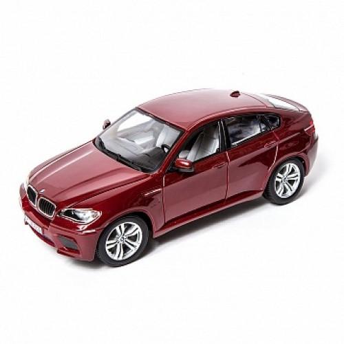 1:18 BB Машина BMW X6 M металл. Bburago 18-12081