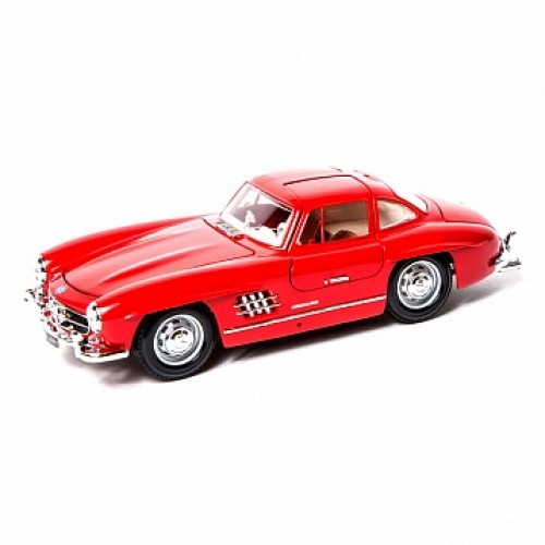 1:18 BB Машина MERCEDES-BENZ 300 SL (1954) металл. Bburago 18-12047