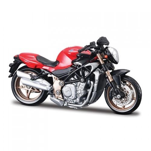 1:18 BB Мотоцикл MV Agusta Brutale Oro металл. Bburago 18-51042