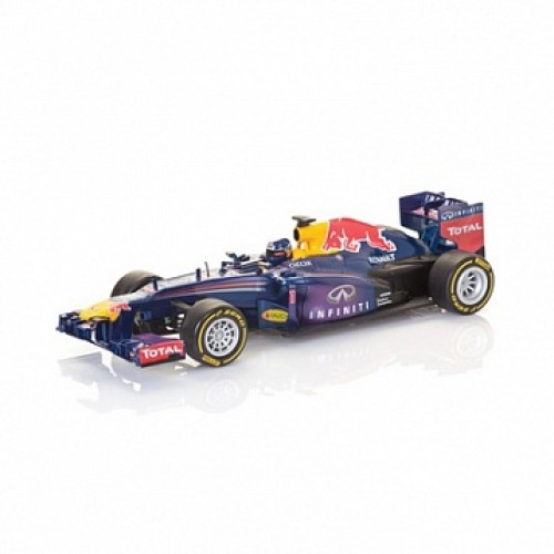 1:64 BB Машина ФОРМУЛА-1 Red Bull D-C RB9 металл. в пластиковом диспенсере