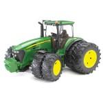 Трактор John Deere 7930 с двойными колёсами Bruder (Брудер)