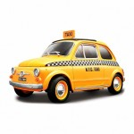 1:18 BB Машина FIAT 500 TAXI металл.