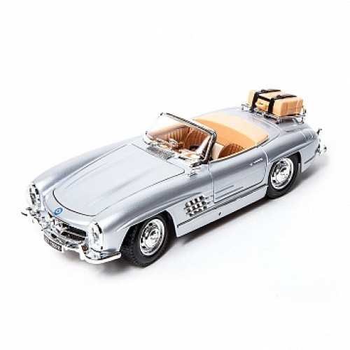 1:18 BB Машина MERCEDES-BENZ 300 SL TOURING (1957) металл. Bburago 18-12049