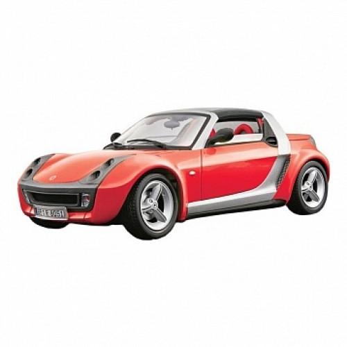 1:24 BB Машина SMART ROADSTER металл. Bburago 18-22064B