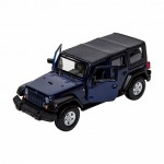 1:32 BB Машина JEEP WRANGLER UNLIMITED RUBICON металл.