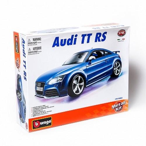 1:18 BB Машина сборка AUDI TT RS металл. в закрытой упаковке Bburago 18-15052