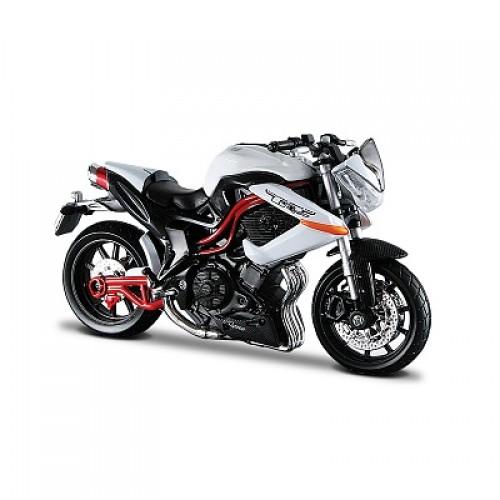 1:18 BB Мотоцикл сборка Benelli TNT R160 металл. Bburago 18-55019