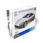 1:24 BB Машина сборка MASERATI GRAN TURISMO (2008) металл. в закрытой упаковке