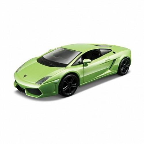 1:32 BB Машина Lamborghini Gallardo LP560-4 2008 металл. Bburago 18-43020