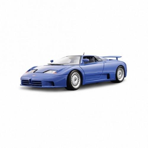 Машина Bugatti EB 110 1/18 Bburago 18-12023