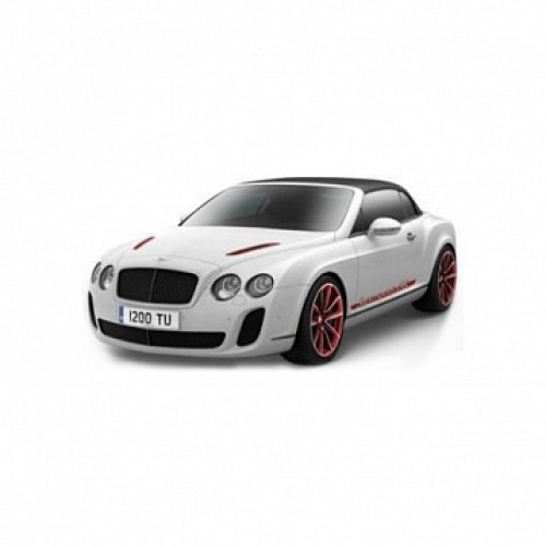1:18 BB Машина BENTLEY Continental Supersport Convertible металл. Bburago 18-11035