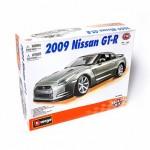 1:18 BB Машина сборка NISSAN GT-R металл. в закрытой упаковке