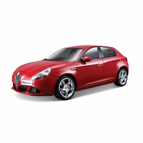 1:24 BB Машина Alfa Romeo Giulietta металл. Bburago 18-21071