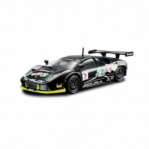 1:43 BB Машина Ралли Lamborghini Murcielago FIA GT металл. Bburago 18-38002