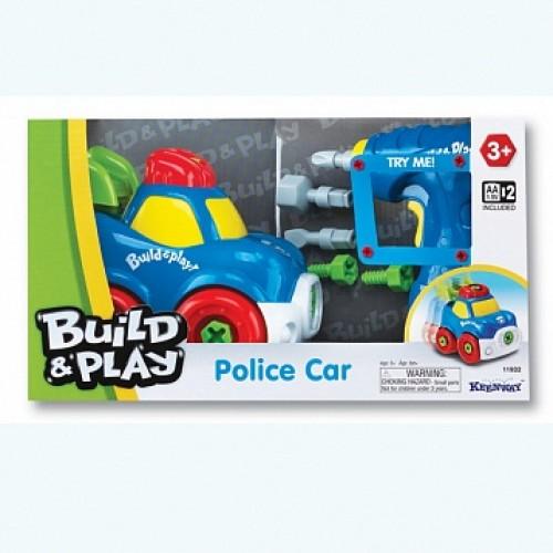 Полицейская машина Build & Play Keenway 11936