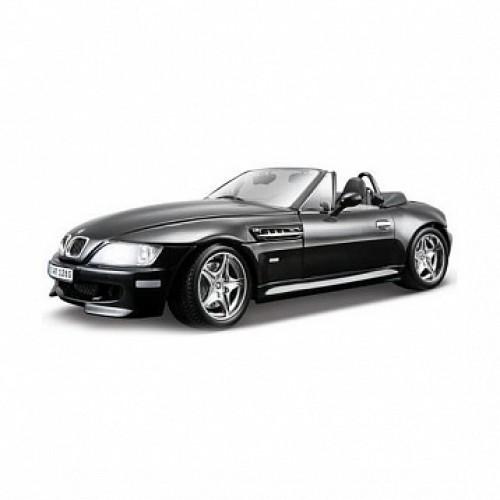 1:18 BB Машина сборка BMW M ROADSTER (1996) металл. в закрытой упаковке Bburago 18-15027