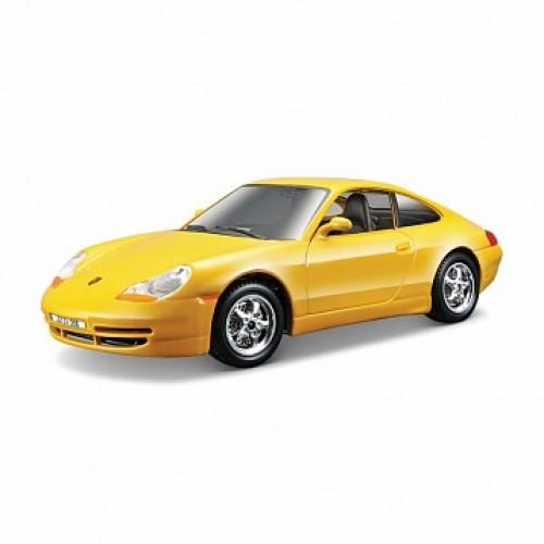 1:24 BB Машина сборка PORSCHE 911 Carrera металл. в закрытой упаковке Bburago 18-25111