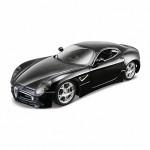 1:32 BB Машина ALFA 8C COMPETIZIONE (2007) металл. в пластиковом диспенсере