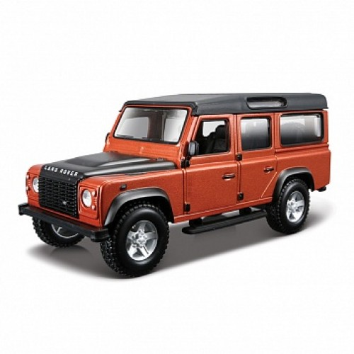 1:32 BB Машина LAND ROVER DEFENDER 110 металл. Bburago 18-43029