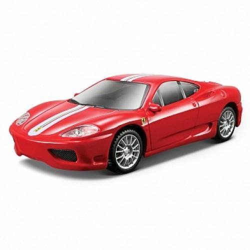 1:43 FER Машина сборка FER. 360 Modena Challenge Stradale (2003) металл. Bburago 18-35216