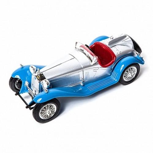 1:18 BB Машина ALFA R. 8C 2300 SPIDER TOURING (1932) металл. Bburago 18-12063
