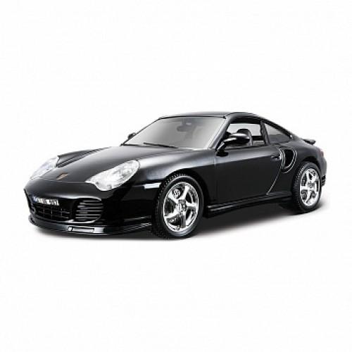 1:18 BB Машина PORSCHE 911 TURBO металл. Bburago 18-12030