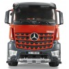 Грузовик Mercedes-Benz с краном. корзиной и 2 паллетами (подходит модуль со звуком и светом Н) Bruder 03-651