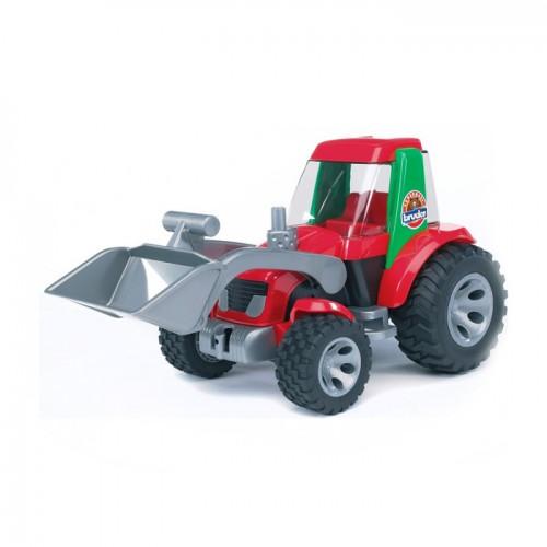 ROADMAX Трактор погрузчик Bruder (Брудер)