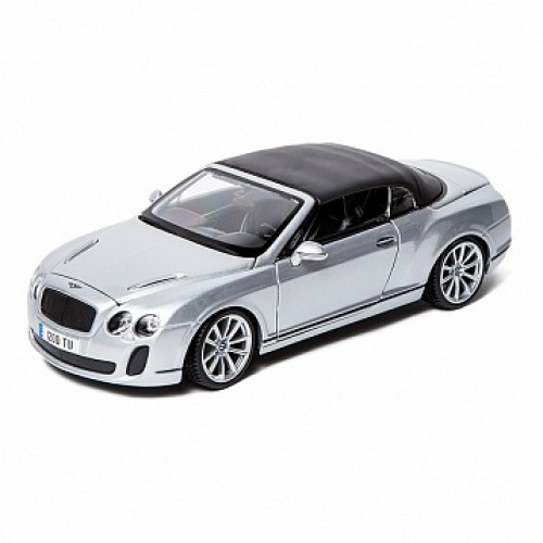 1:18 BB Машина BENTLEY Continental Supersports металл. Bburago 18-11037