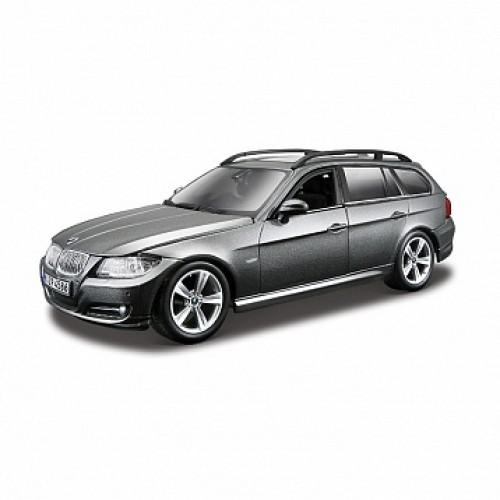 1:24 BB Машина BMW 3 Series Touring металл. Bburago 18-22116