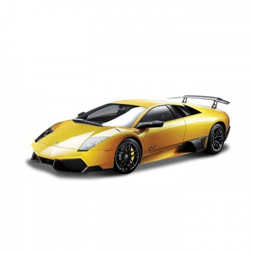 1:24 BB Машина Lamborghini Murcielago PL670-4 SV металл. Bburago 18-21050