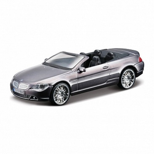 1:43 BB Машина BMW 645CI металл. Bburago 18-31001